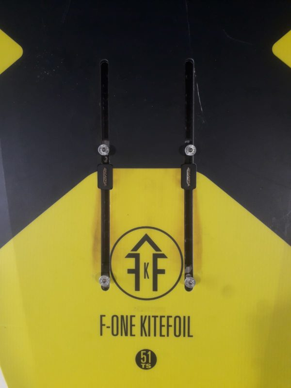 "F-one 51 TS 5'1"" 156 x 51 foilboard 2019"